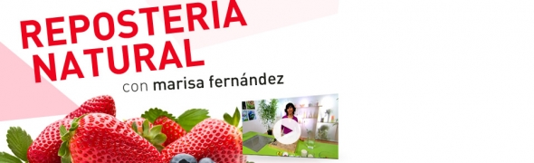 Repostería natural con Marisa – video
